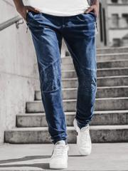Férfi nadrág jogger Kék OZONEE JSKK1027