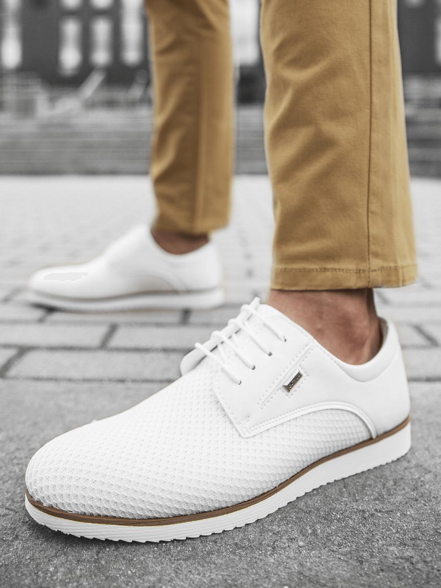 Férfi cipők Bézs T682 | OZONEE.HU