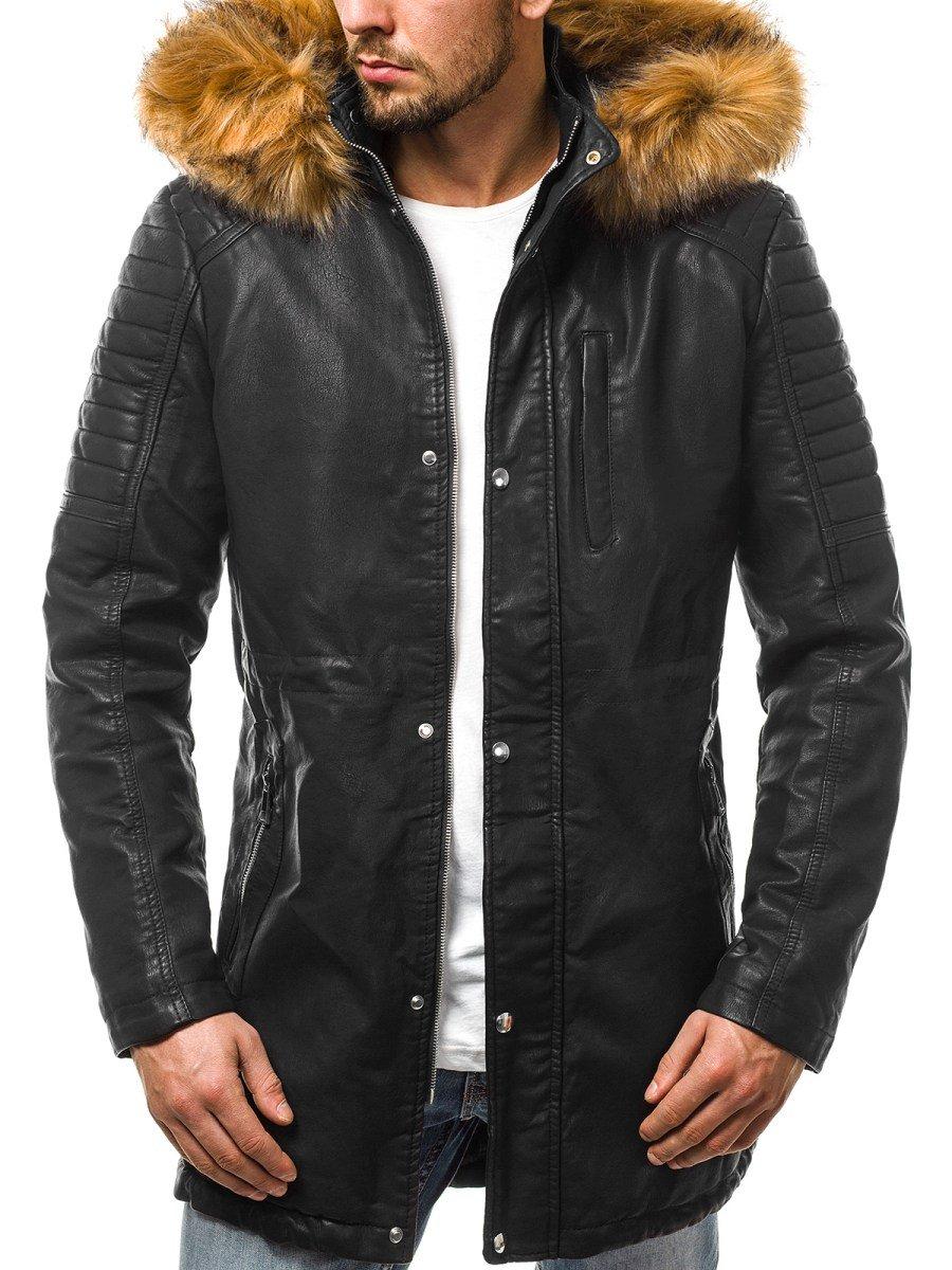 Férfi Parka kabát Ozonee.hu